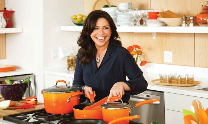 FAMOUS KITCHENS – Get the Look: Rachel Ray – TV Chef's Edition