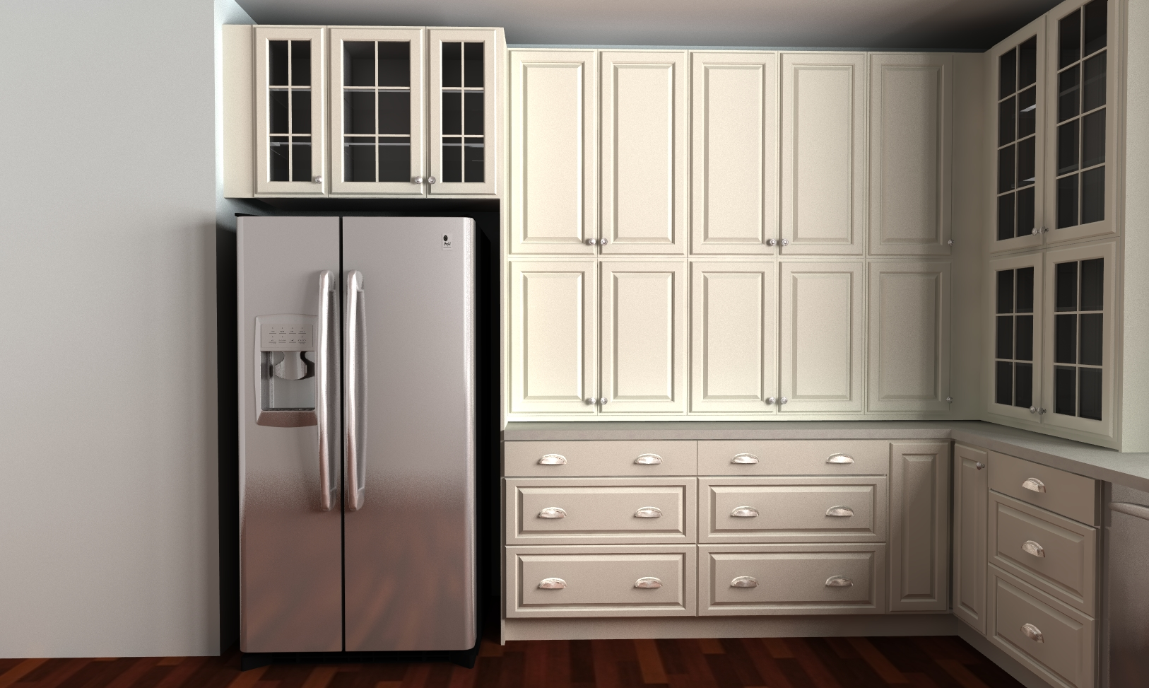 Cabinets And Doors Together If You Ve Chosen Standard Cabinet