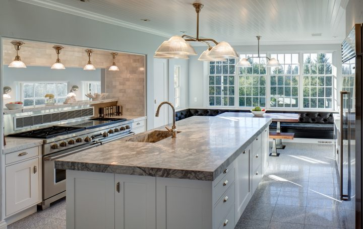 Common Kitchen Mistakes: How do I Know What the ideal Circulation Area is between cabinets?