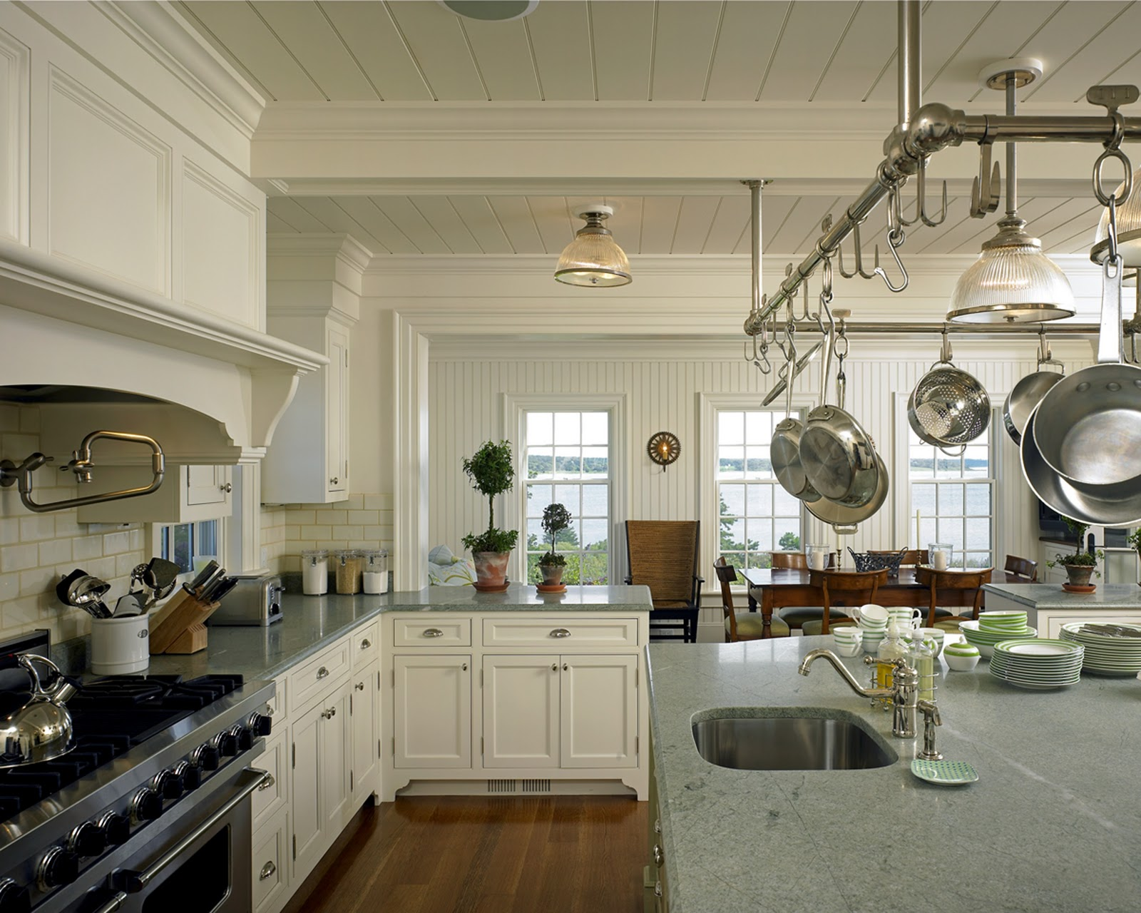 famous kitchens get the look baby mama movie homes