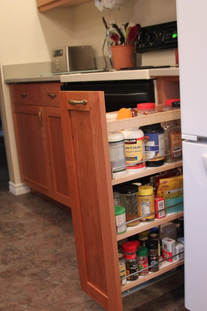 Storage Solutions Akurum Ikea Pantry Pull Out