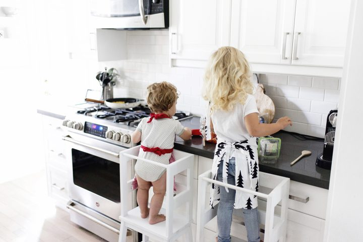 Tips for child-proofing your IKEA kitchen