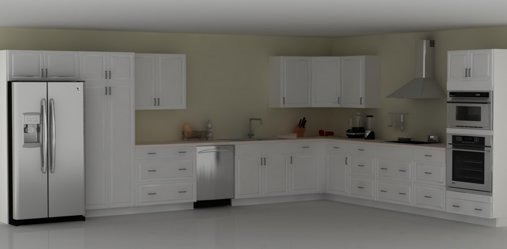 IKEA kitchen designer tips: pros and cons of an L-shaped layout