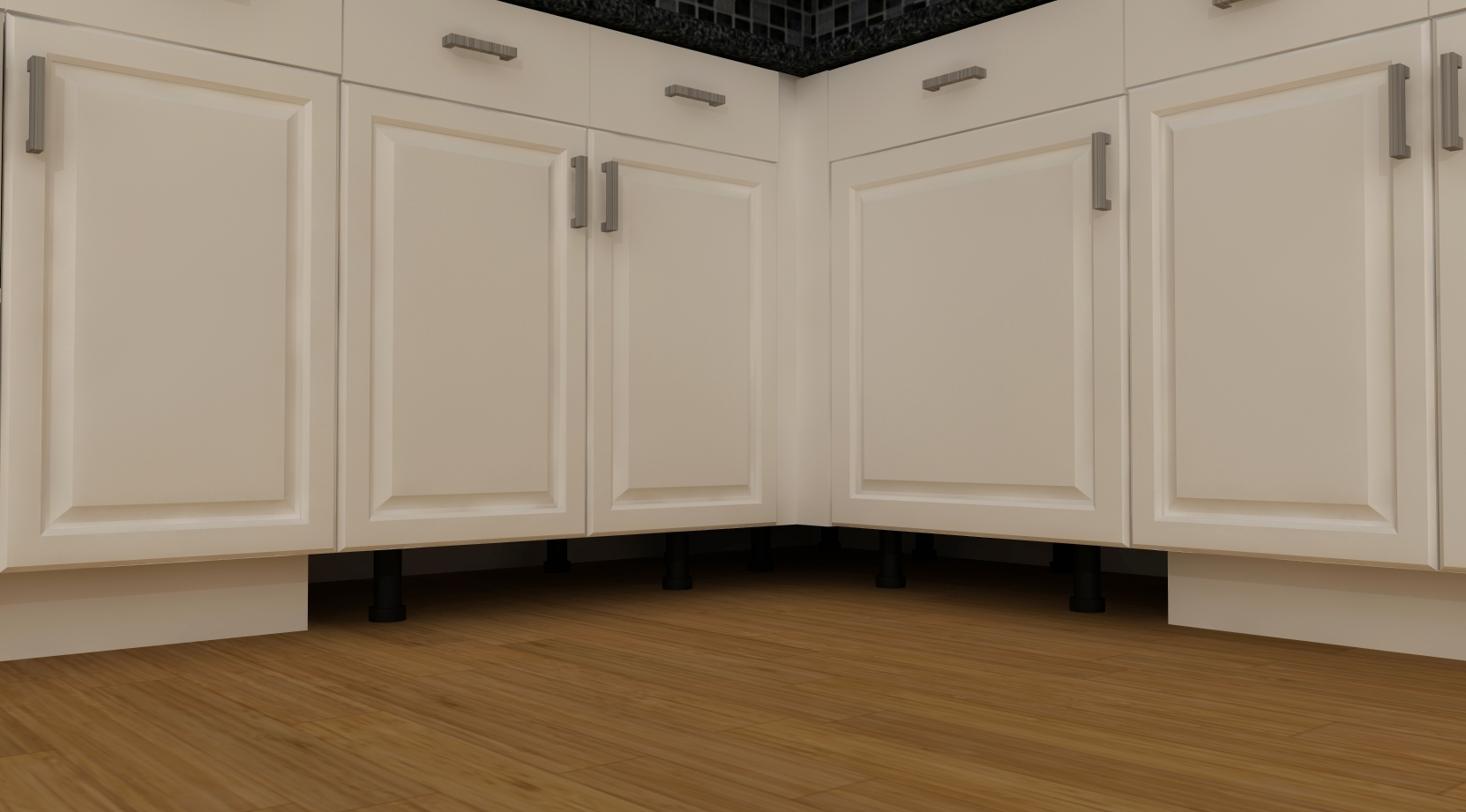 Tips For Installing IKEA ToeKicks - How to install kitchen base cabinets