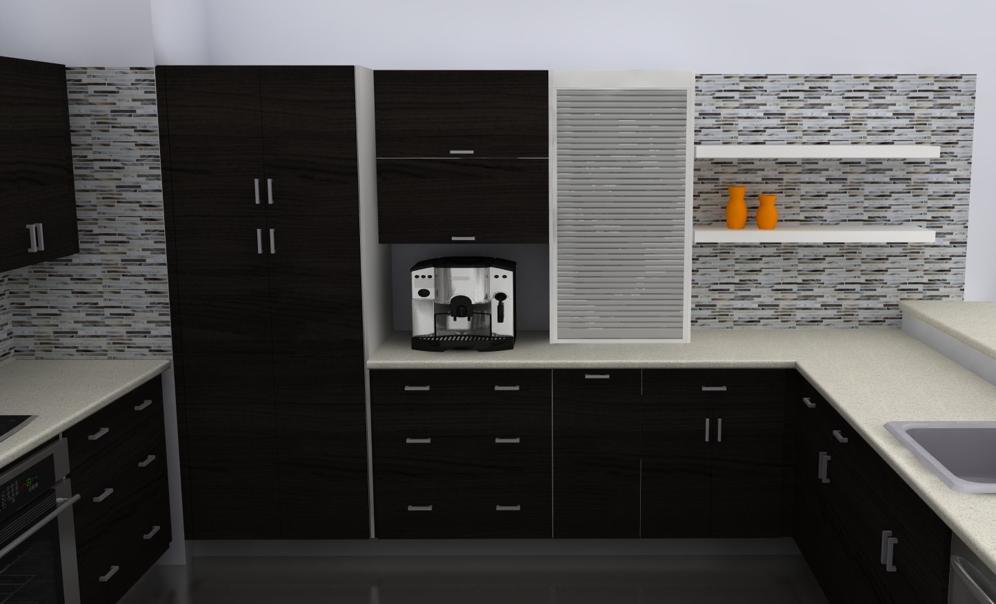 An U201copen Kitchen Designu201d Done With IKEA Cabinets Part 85