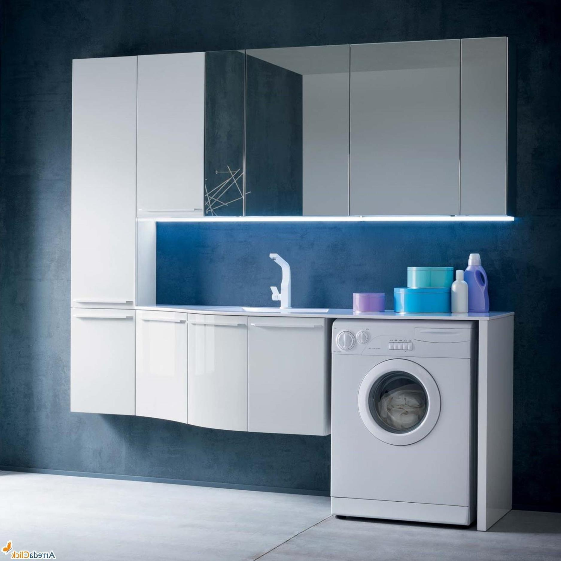 A beautiful IKEA laundry room you\'ll want to show off