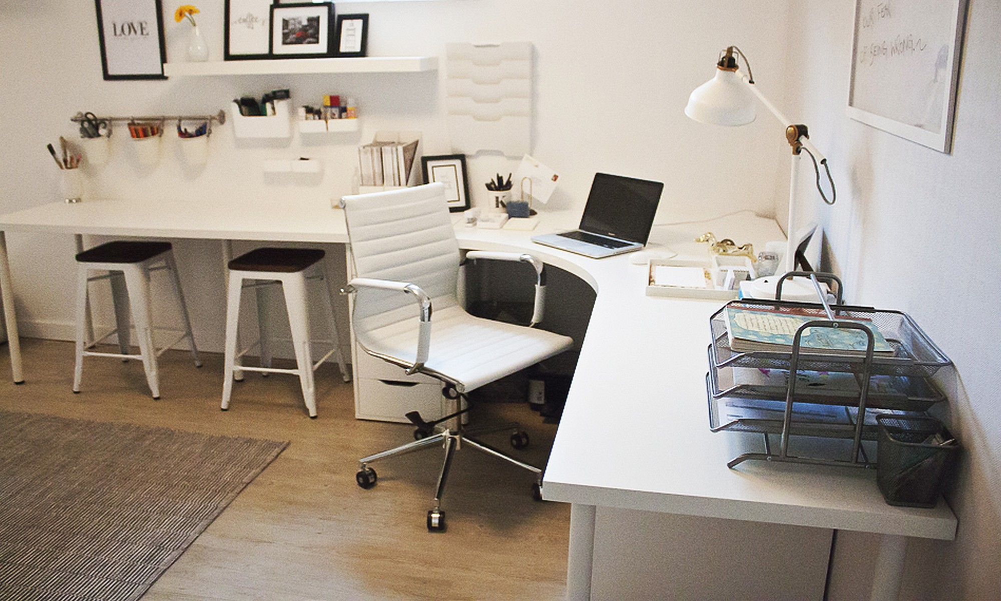 Image of: Design Ikea Office Ikea Home In 15 Ikea Home Office With Craft Ideas Design And Interior