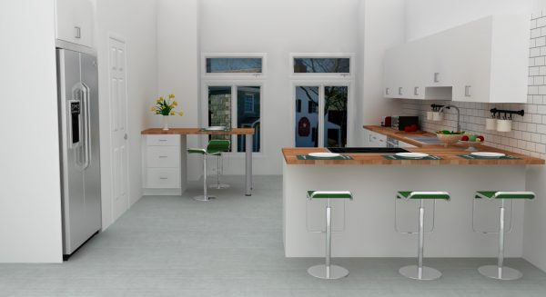 ikea scandinavian kitchen design
