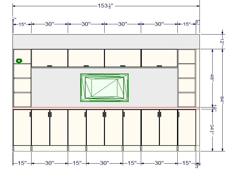 Ikea Tv Wall Unit Dimensions