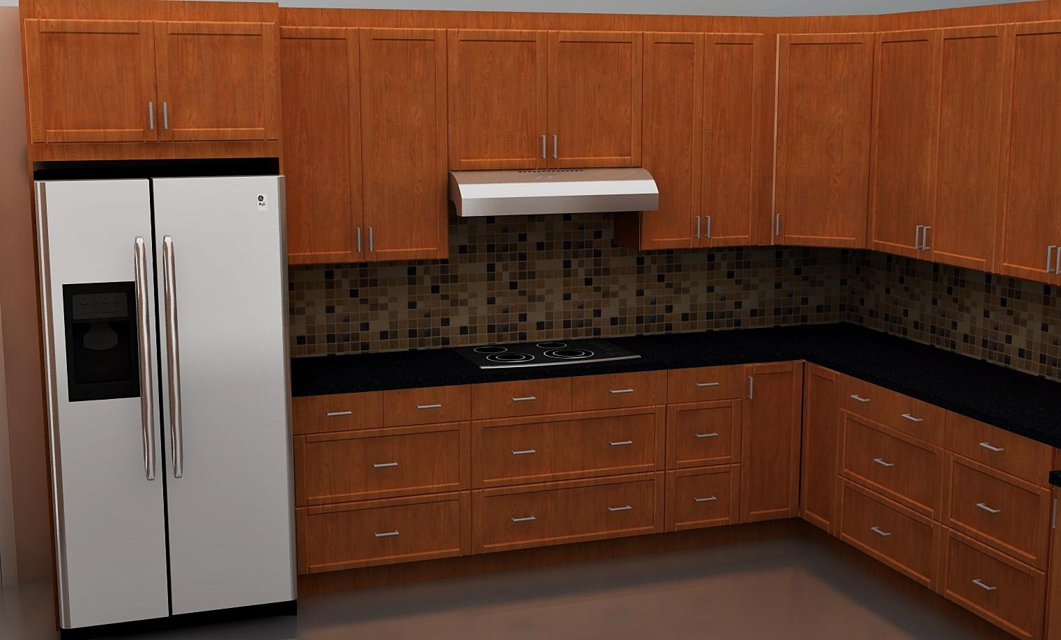 Kitchen Range Fridge Ikea