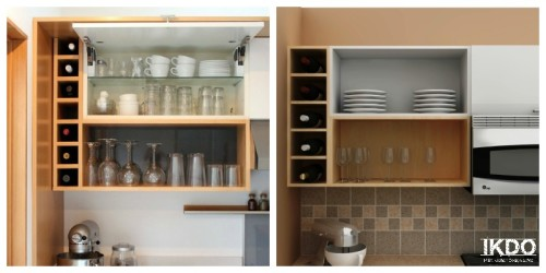 Open Cabinets Ideas With IKEA