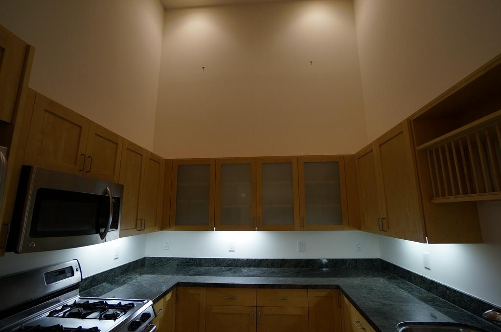 upper cabinet lighting. David Did Like The Upper Cabinet Storage. Lighting