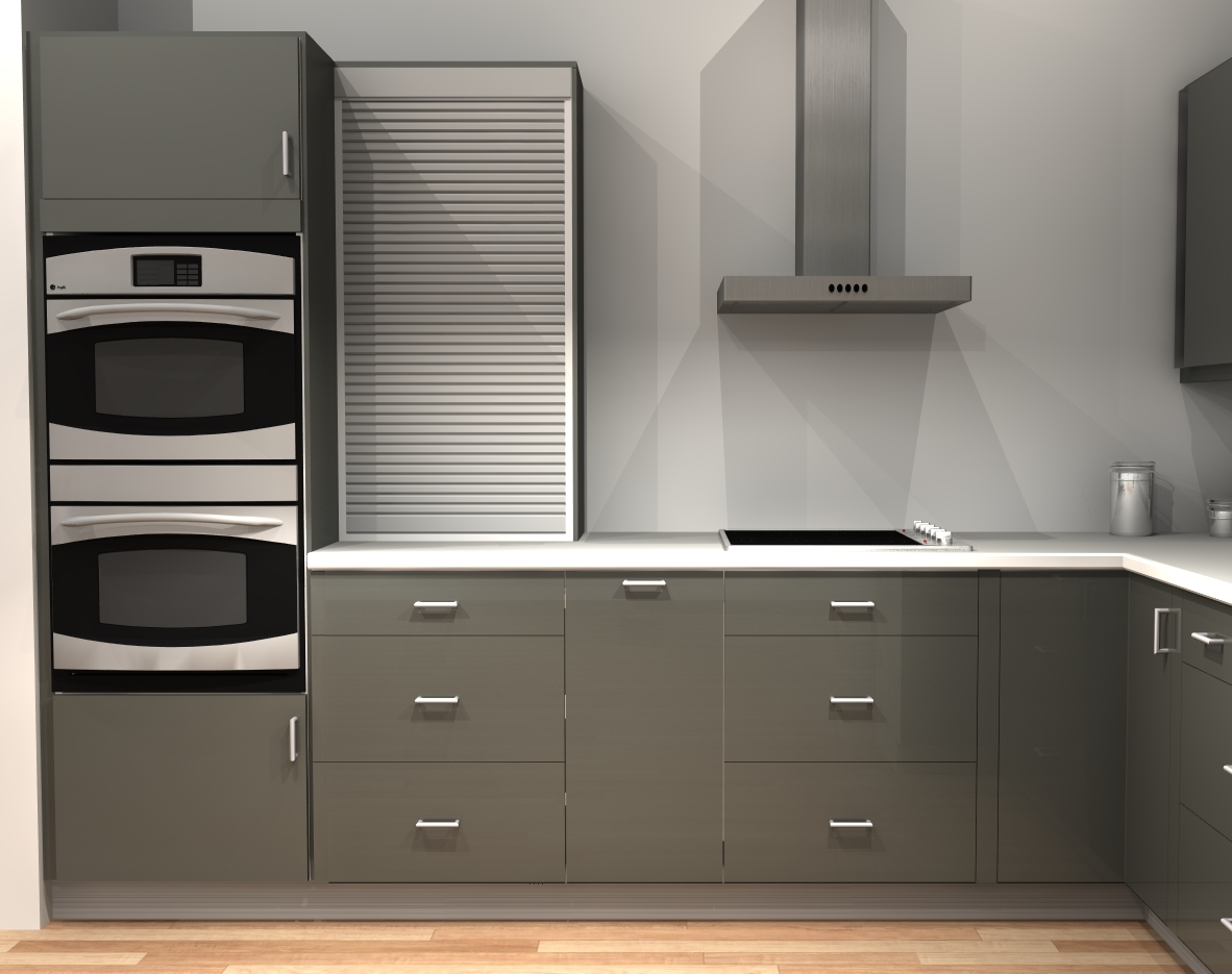 david 39 s new modern european ikea kitchen. Black Bedroom Furniture Sets. Home Design Ideas