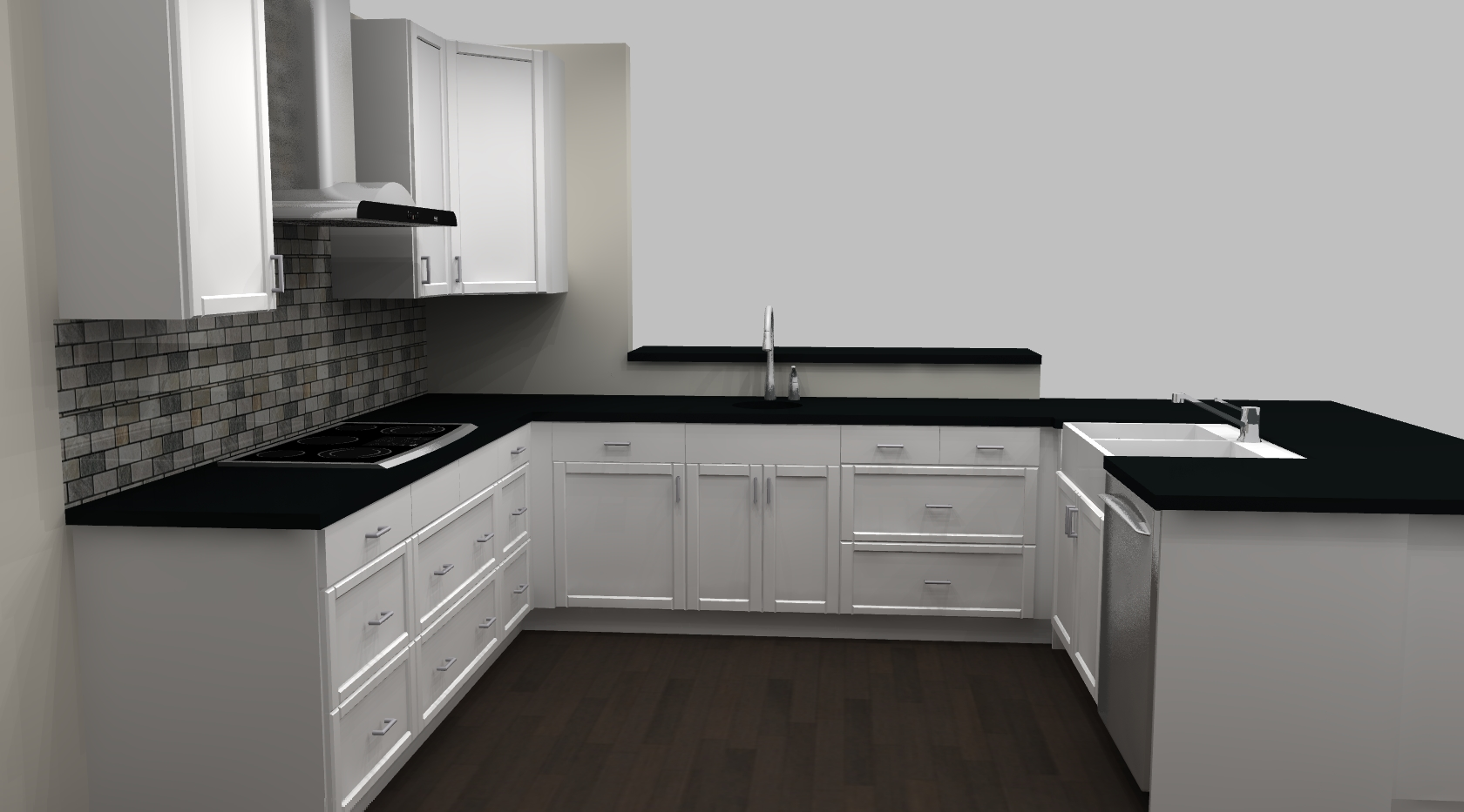 Like A Mullet, This 80's Kitchen Had Gone Out of Style