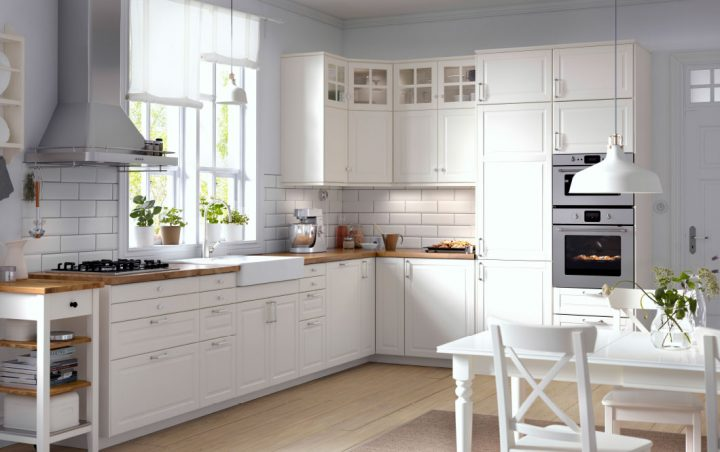 SEKTION is Perfect for Traditional Kitchens