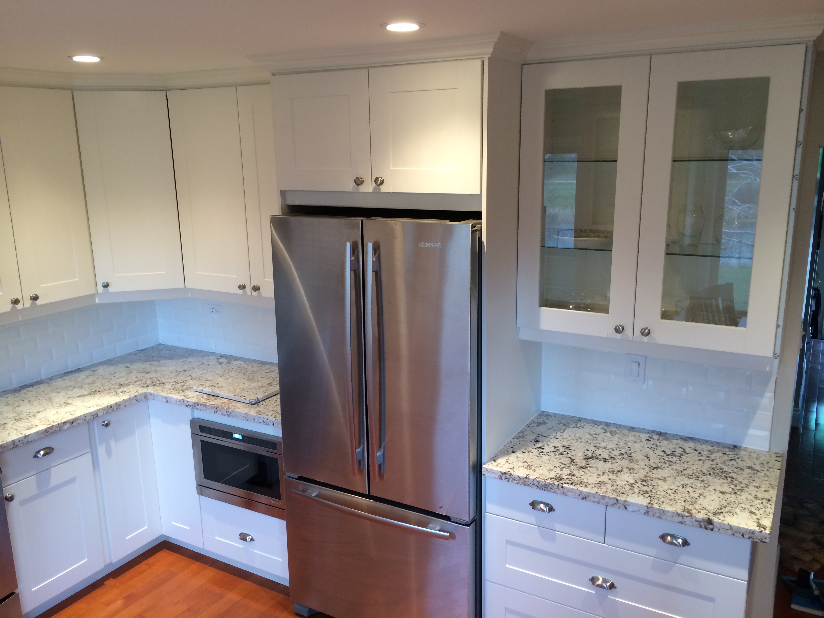 A refreshing ikea facelift for a canadian kitchen for Kitchen cabinets at ikea