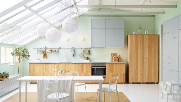 IKEA SEKTION Italian Style Kitchen 1