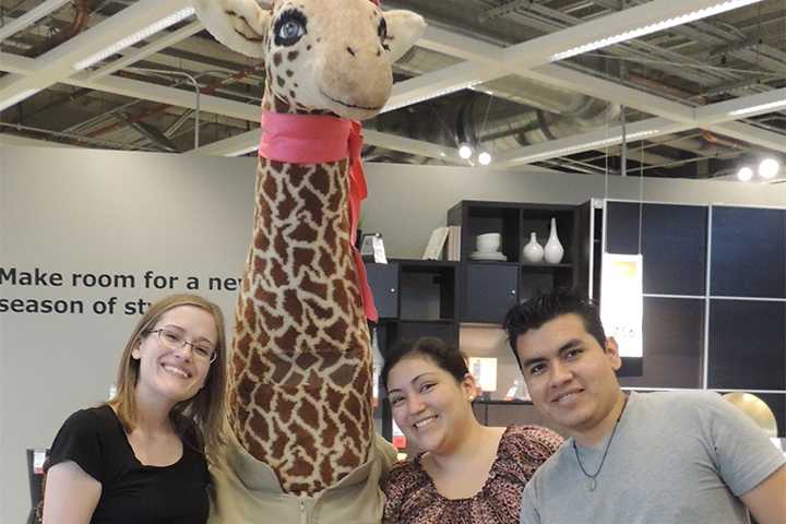 IKD Kitchen Designers Take over IKEA Miami!