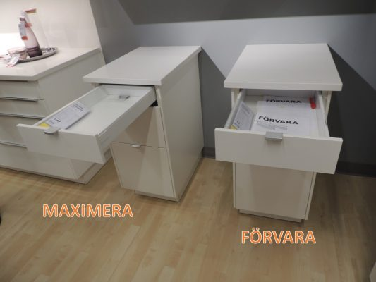 IKEA kitchen drawer types 3