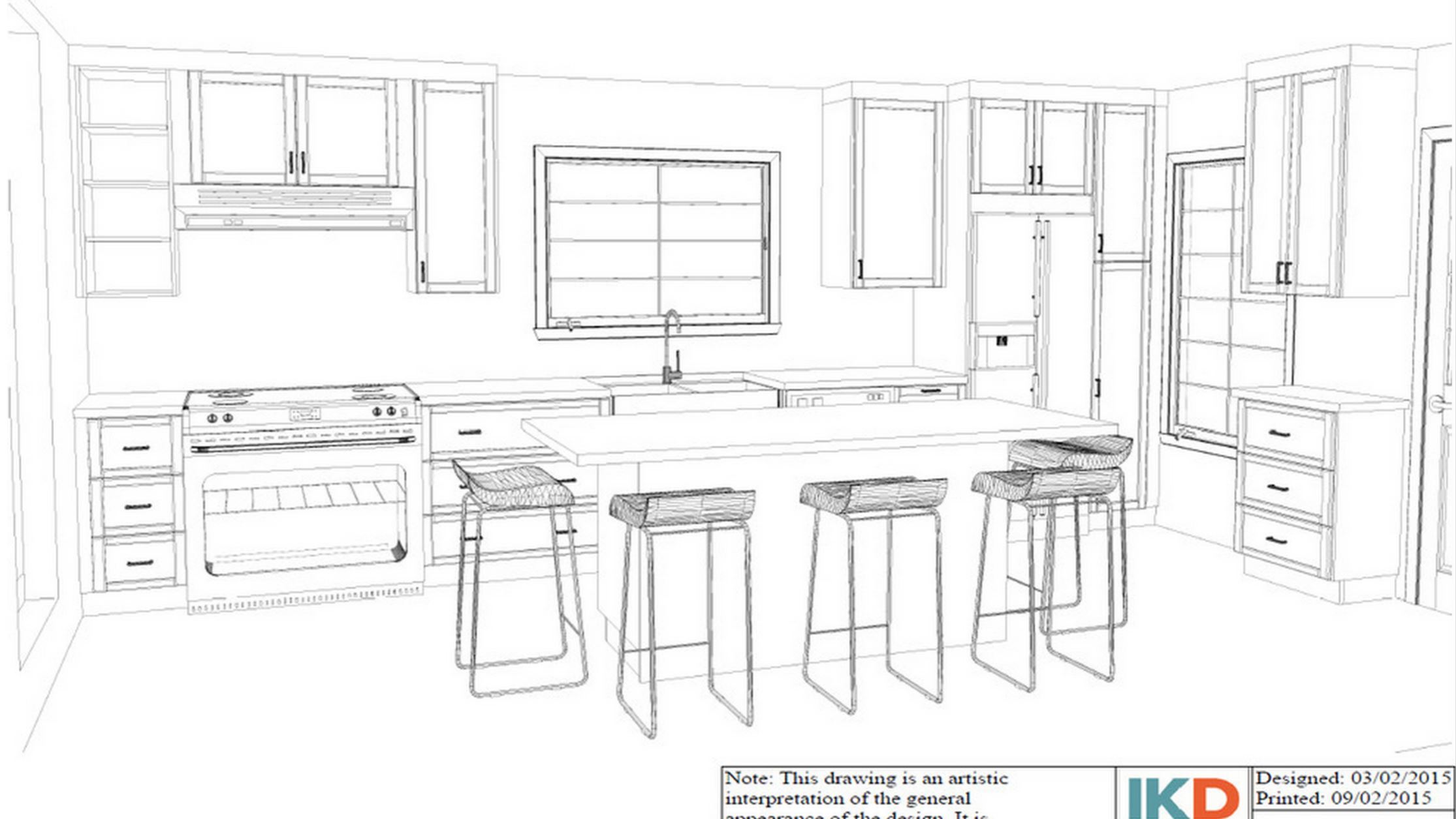Three lessons from an ikea kitchen design Kitchen design lesson plans
