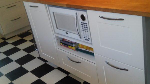 ikea vintage modern kitchen (2)
