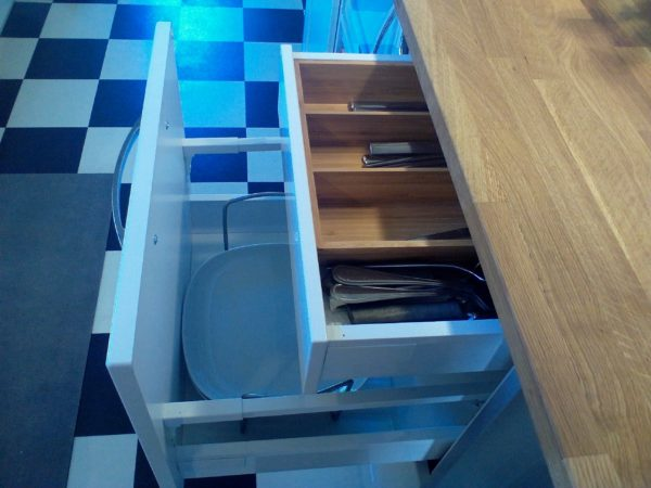 ikea vintage modern kitchen (7)
