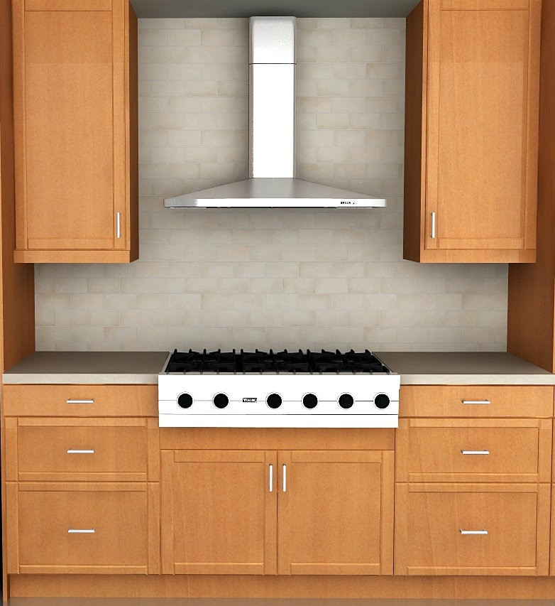 IKEA Kitchen Hack: A Base Cabinet For Farmhouse Sinks And Deep Cooktops