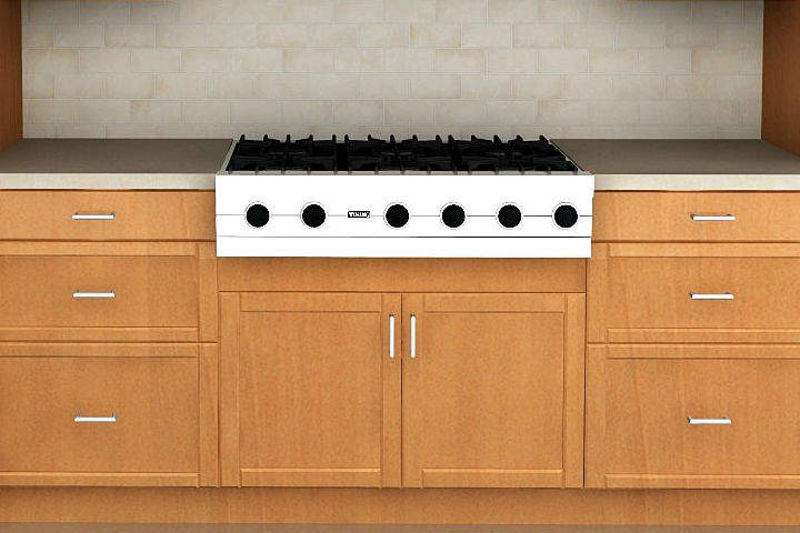 IKEA Kitchen Hack: A Base Cabinet for Farmhouse Sinks and Deep ...
