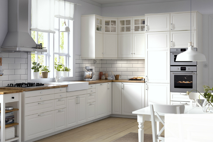 3 major differences between ikea kitchen cabinets in north. Black Bedroom Furniture Sets. Home Design Ideas