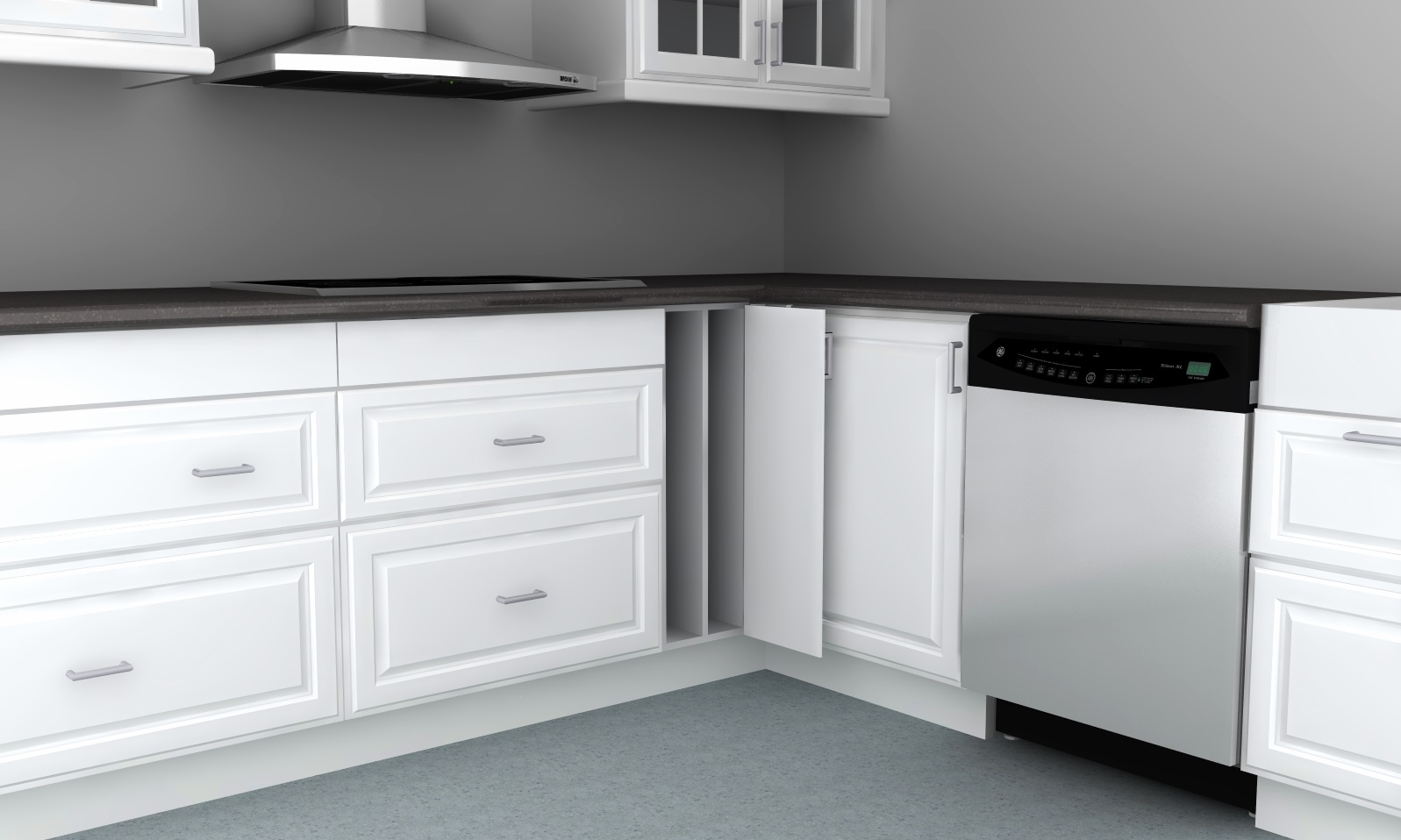 ikea kitchen cabinet hack this ikea kitchen is for you cookie bakers 17629