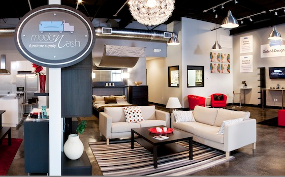 #1: Why Does ModerNash Have An IKEA Showroom?