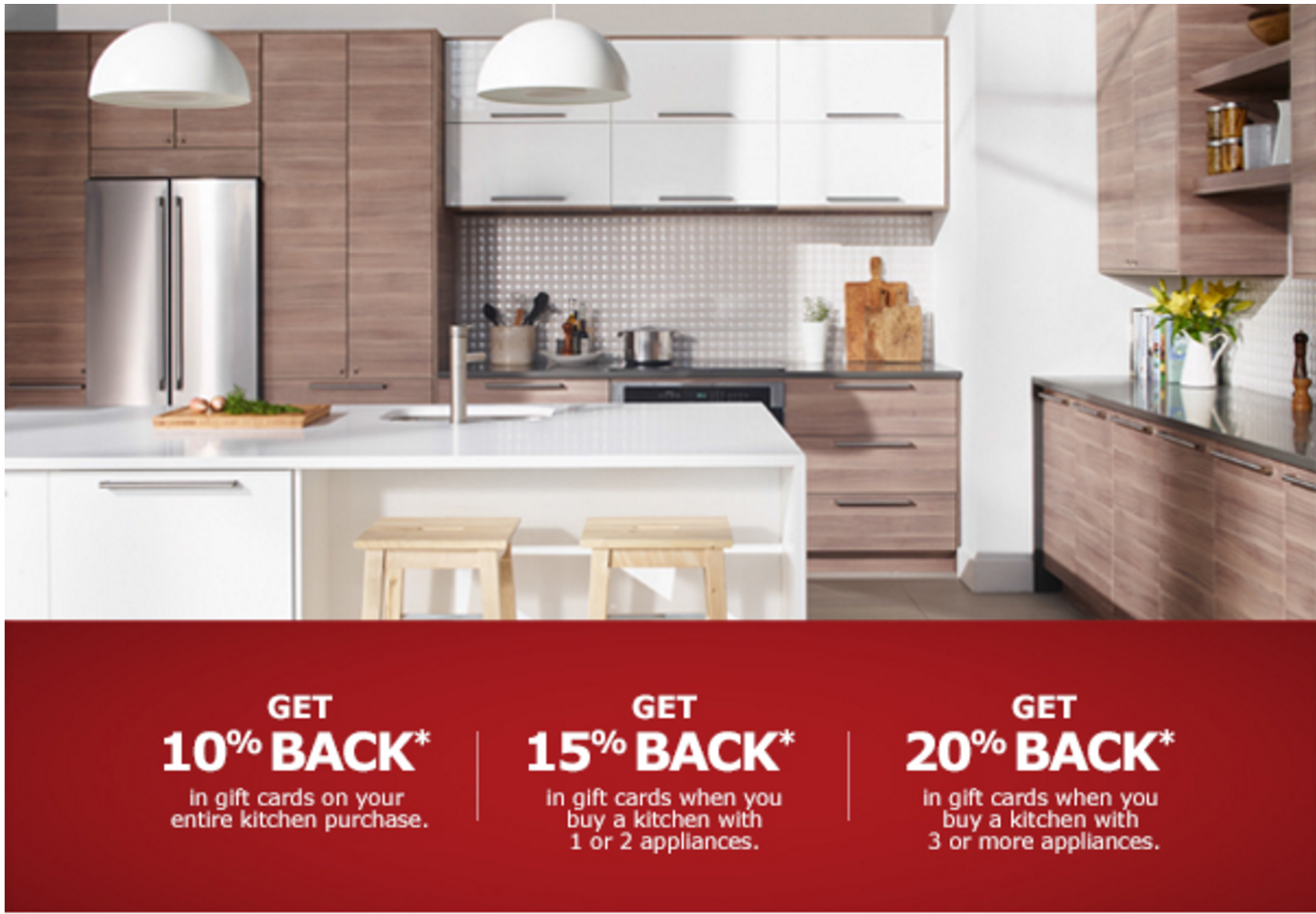 this is the ikea canada kitchen sale that s been going december 7