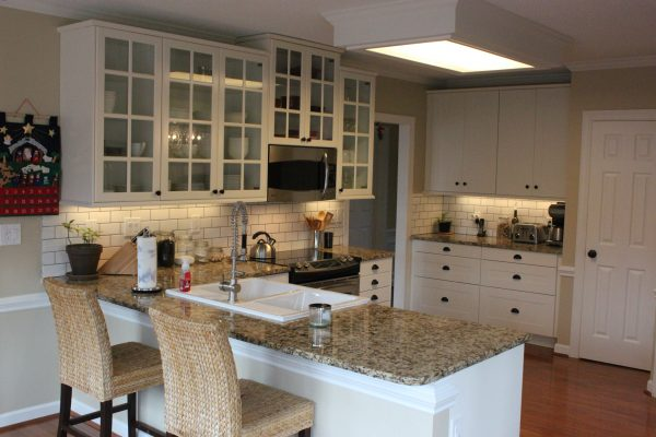 ikea kitchen renovation north carolina (6)