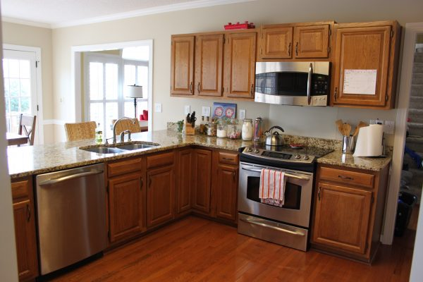 ikea kitchen renovation north carolina (7)