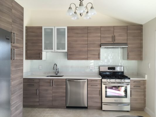 Can Glass Subway Tile Improve Your Ikea Kitchen Design