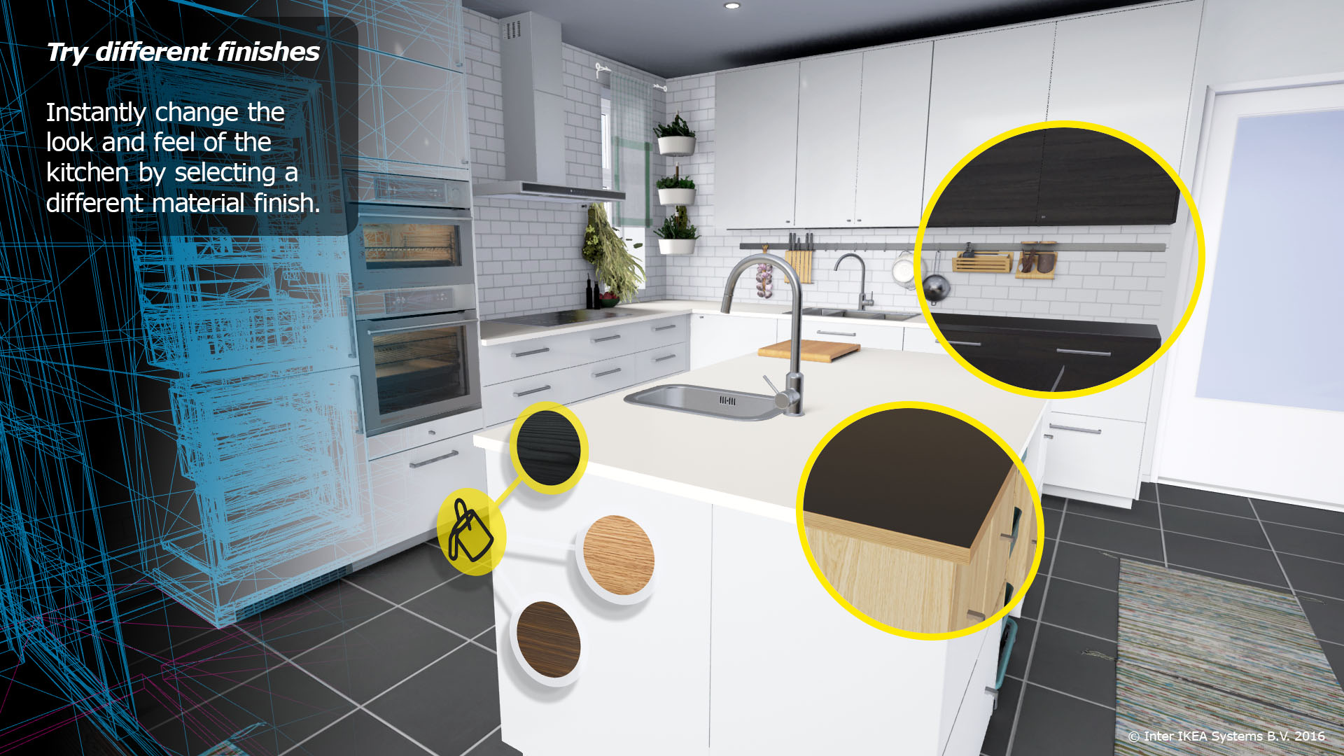 IKEA s Virtual Reality Kitchen Game is Not For The Faint of Heart