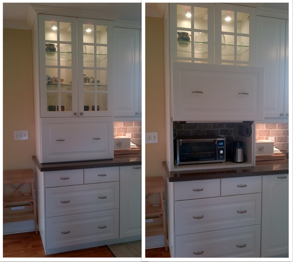 Ikea Kitchen Cabinet Hack