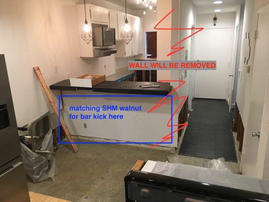 ikea kitchen mcm