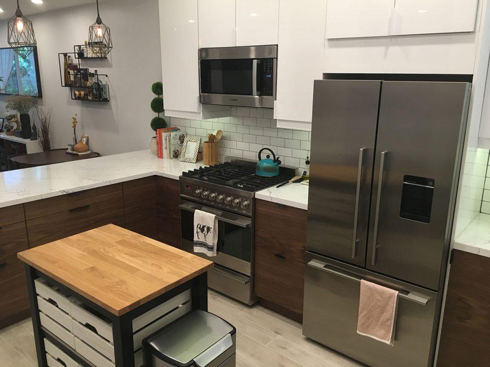 ikea kitchen mid century modern (12)