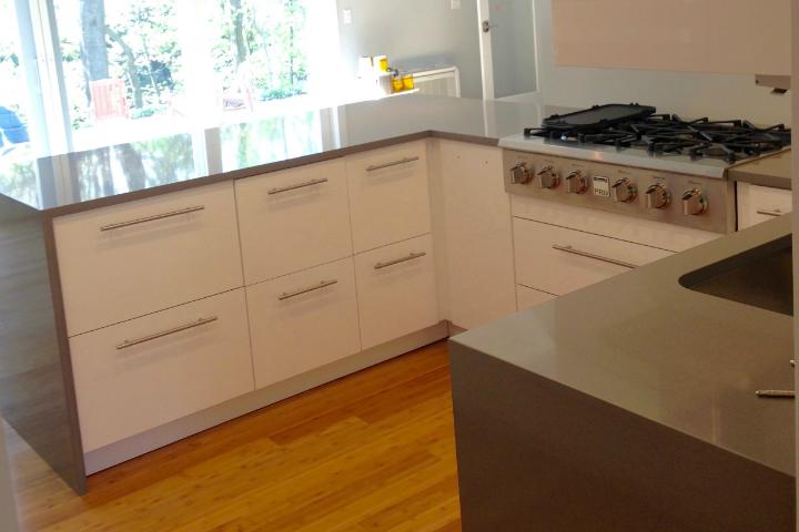 A New England Farmhouse Gets an Italian-Style IKEA Kitchen
