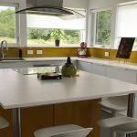 Bright, Modern Ikea Kitchen Design in Bozeman, Montana