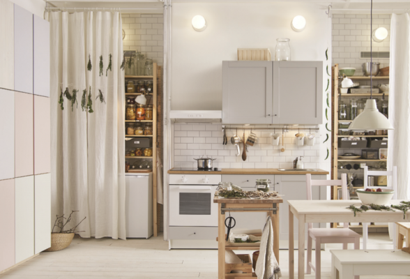 The Ikea Catalog New Kitchen Counters Cabinet Doors