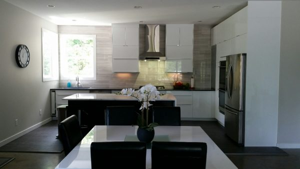 IKD Inspired Kitchen Design for Shawna's new IKEA kitchen in Vancouver