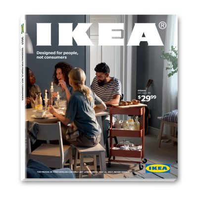 IKD Inspired Kitchen Design on the new IKEA catalog