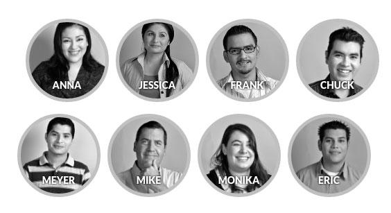 IKD Inspired Kitchen Design Staff