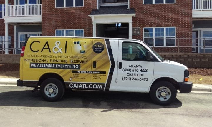 Custom Assembly and Installations Inc
