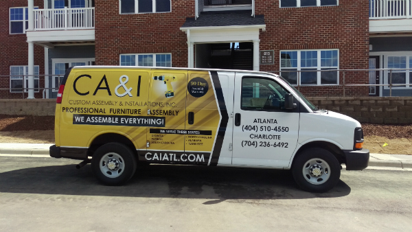 CA&I is an IKEA kitchen installer in Atlanta that goes as far as Alabama, Florida, South Carolina, Tennessee, and Texas