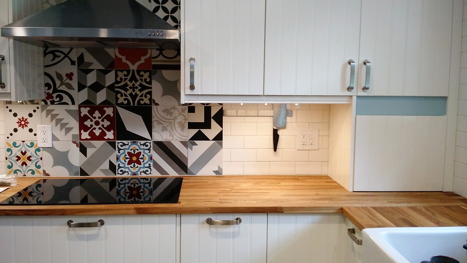 An Ikea Farmhouse Kitchen That Lives Under The Sicilian Sun # Collection Meubles Varde Ikea