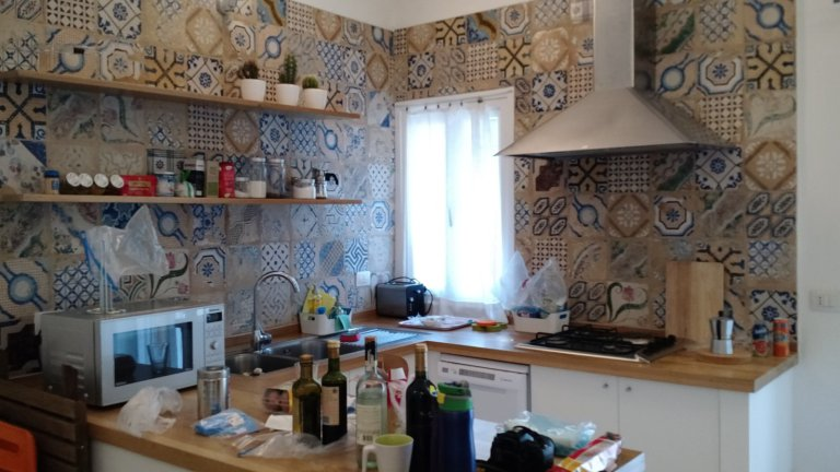 The Kitchen And Tile In Sicily That Captured Chris Jennies Hearts