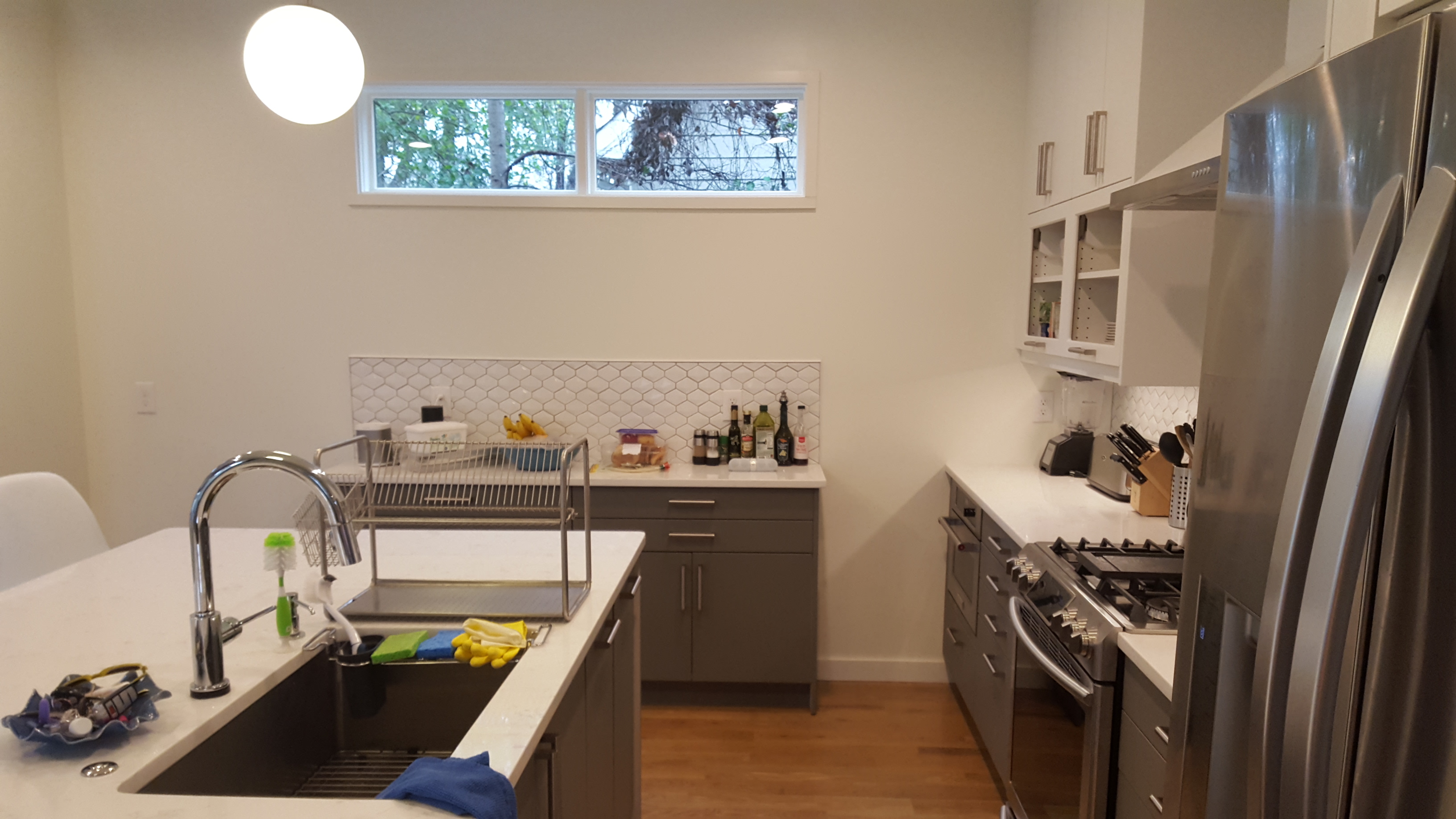 Does this classic atlanta bungalow have an ikea kitchen for Ikea customer service atlanta